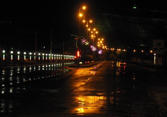 پایان فعالیت سامانه اول با دشت 23 میلیمتر بارش برای گراش
